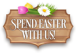 Spend Easter With Us at Clearwater Casino Resort