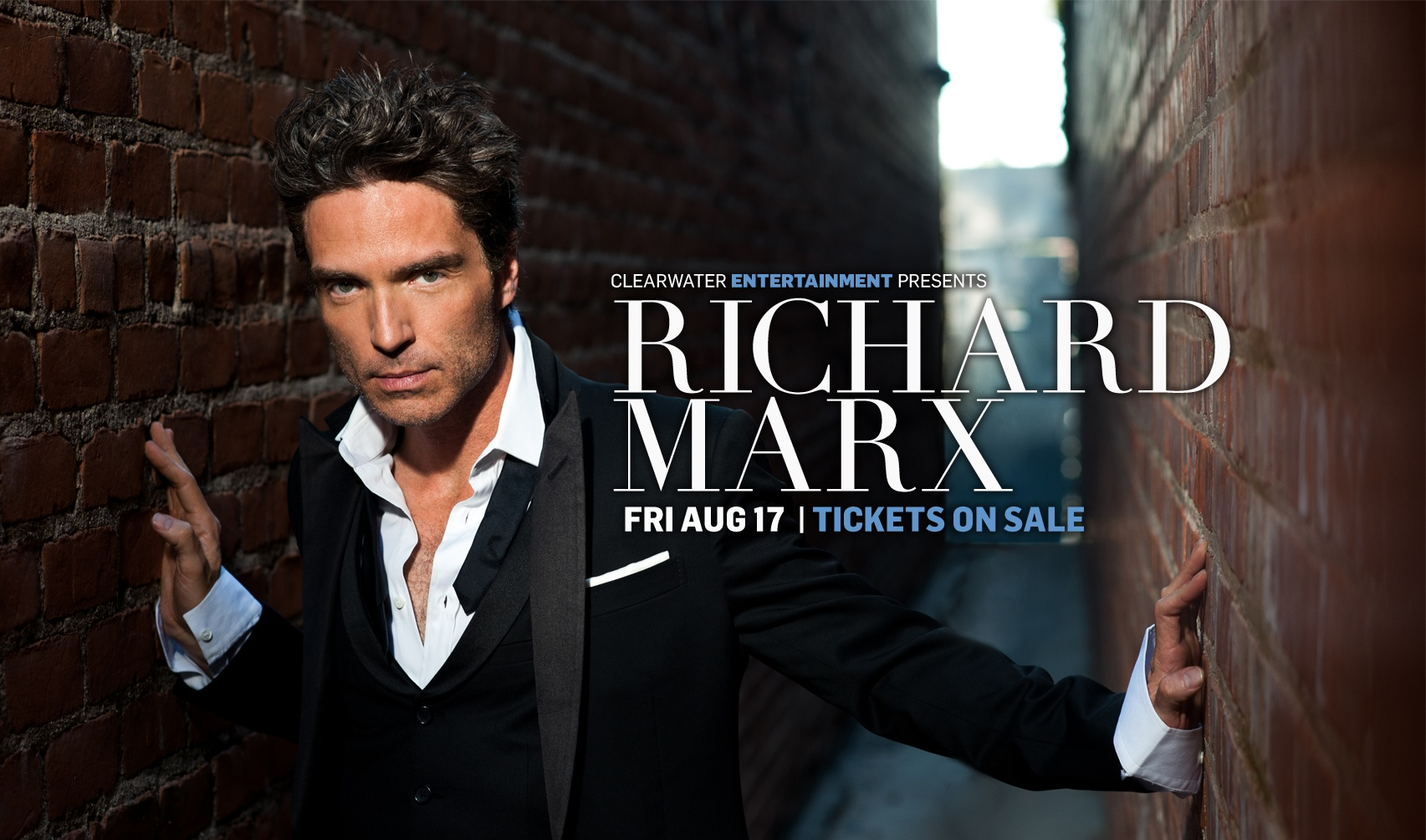 Richard Marx at the Clearwater Casino Resort