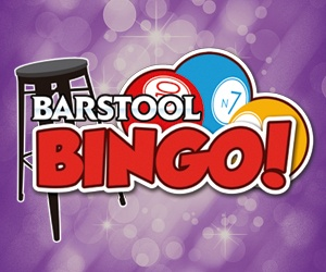 Barstool Bingo at Clearwater Casino Resort