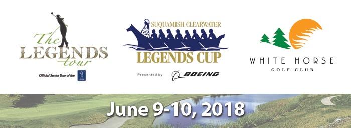Whitehorse LPGA legends