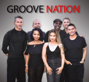Groove Nation Beach Rock Lounge