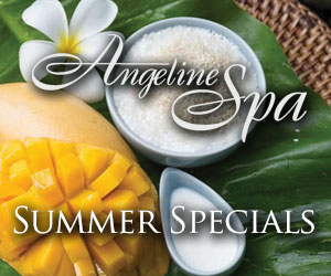 Angeline Spa Summer Specials