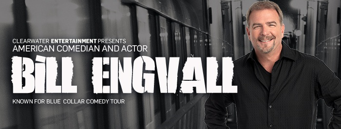 Bill Engvall Clearwater Event Center
