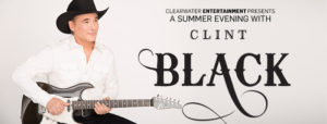 Clint Black at Clearwater Casino Resort
