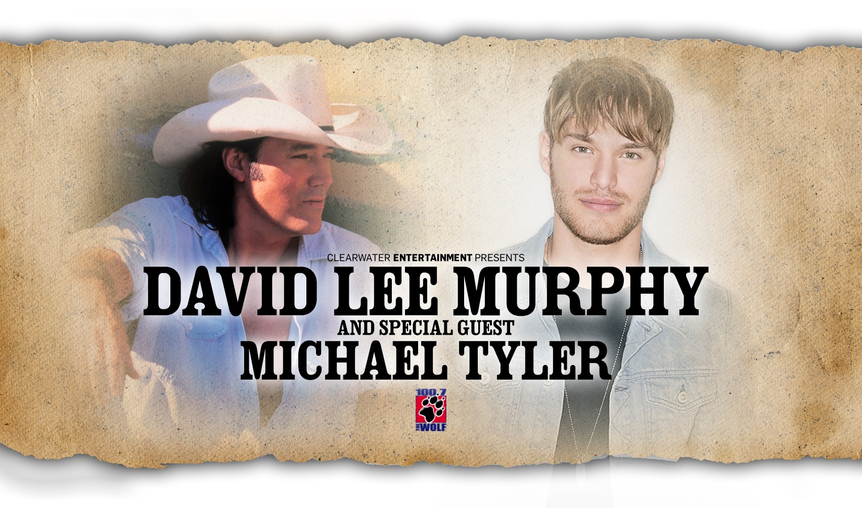 David Lee Murphy & Michael Tyler