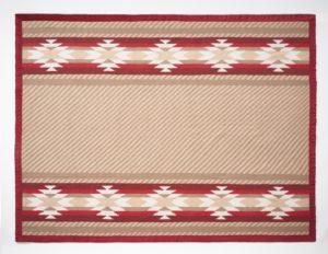 Suquamish blanket front