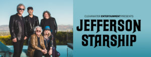 Jefferson Starship at Clearwater Casino Resort