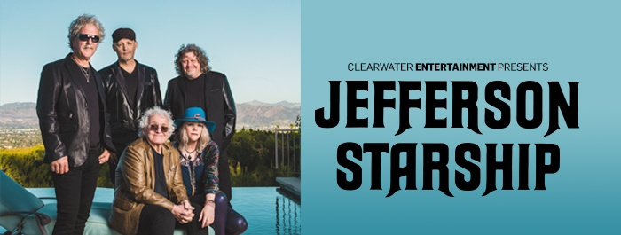 Jefferson Starship at Clearwater Casino Resort