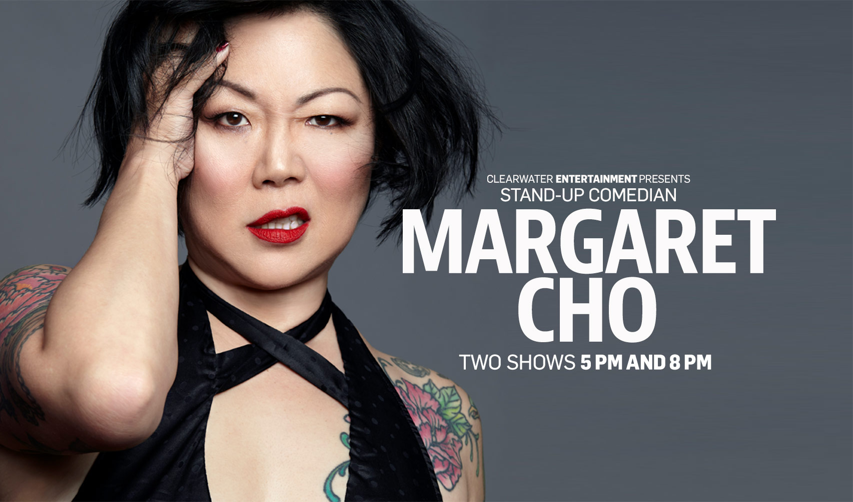 Margaret Cho at Clearwater Casino Resort Event Center