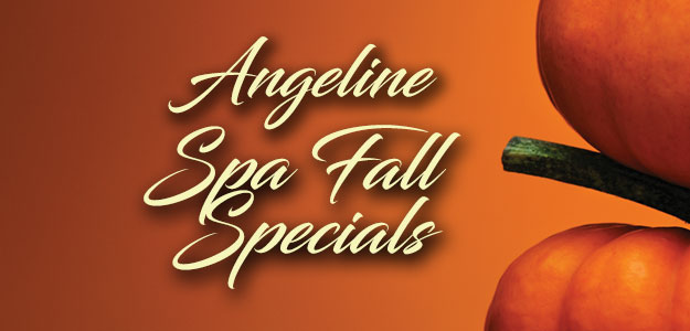 Angeline Spa Fall Special Clearwater Casino Resort