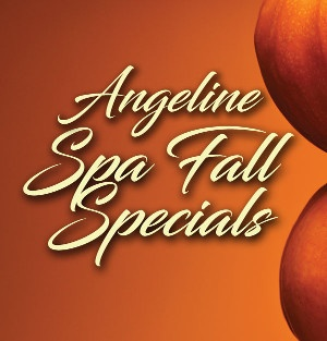 Angeline Spa Fall Special