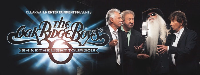 Oak Ridge Boys at Clearwater Casino Resort