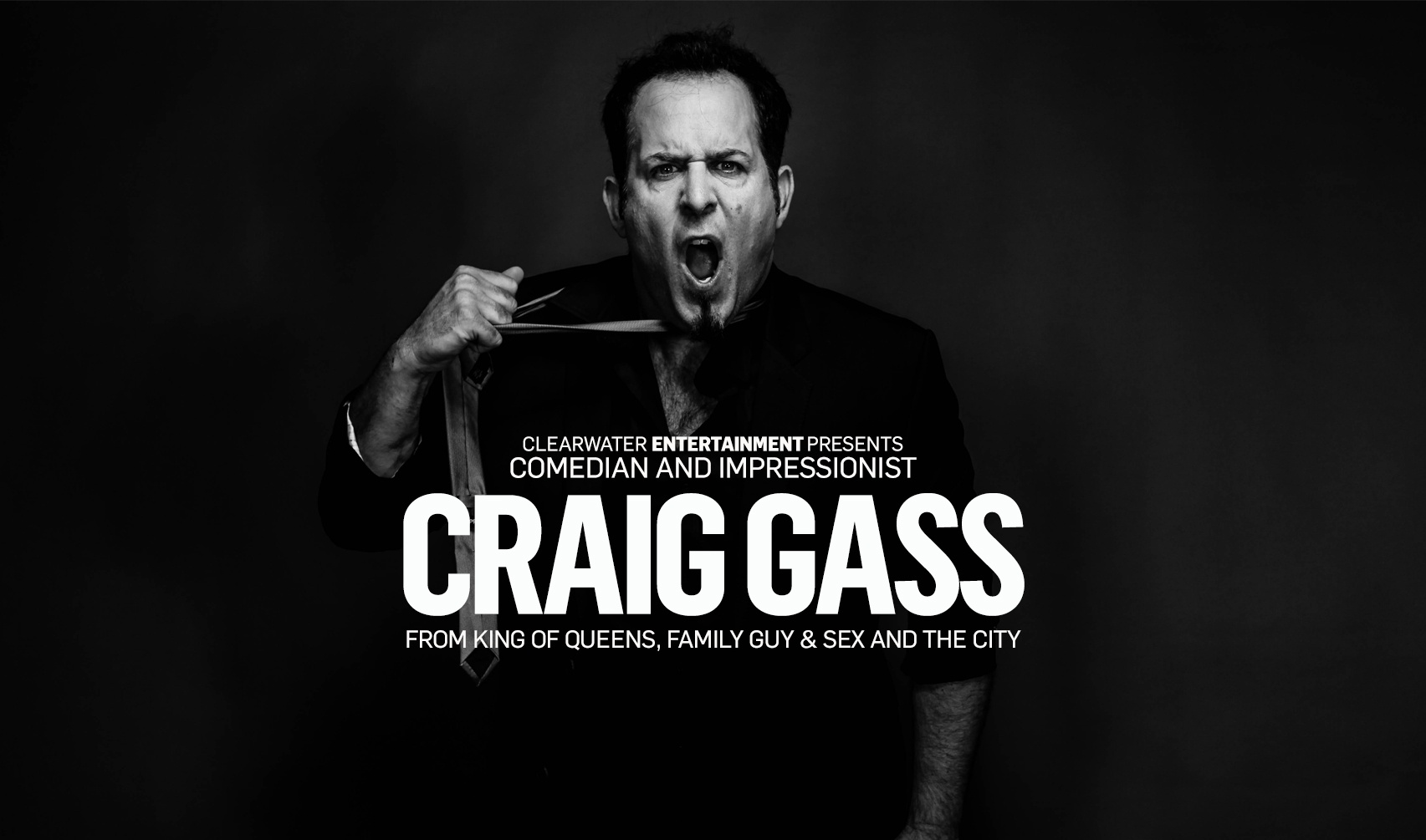 Craig Gass at Clearwater Casino