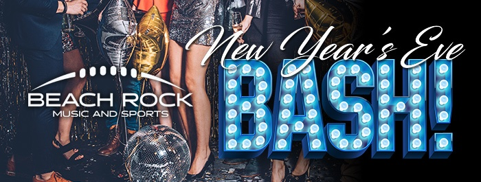 Beach Rock Music Sports NYE Bash 2018