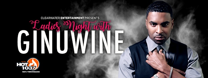 Ginuwine at Clearwater Casino Resort
