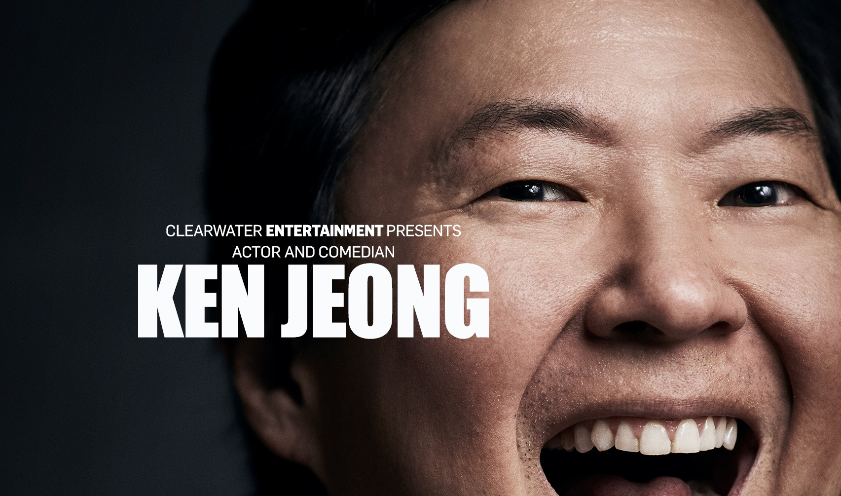 Ken Jeong January 12th Clearwater Event Center
