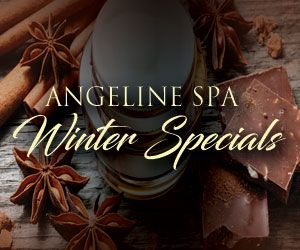 Clearwater Angeline Spa Winter Specials