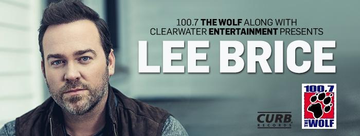 Lee Brice Clearwater Casino Resort