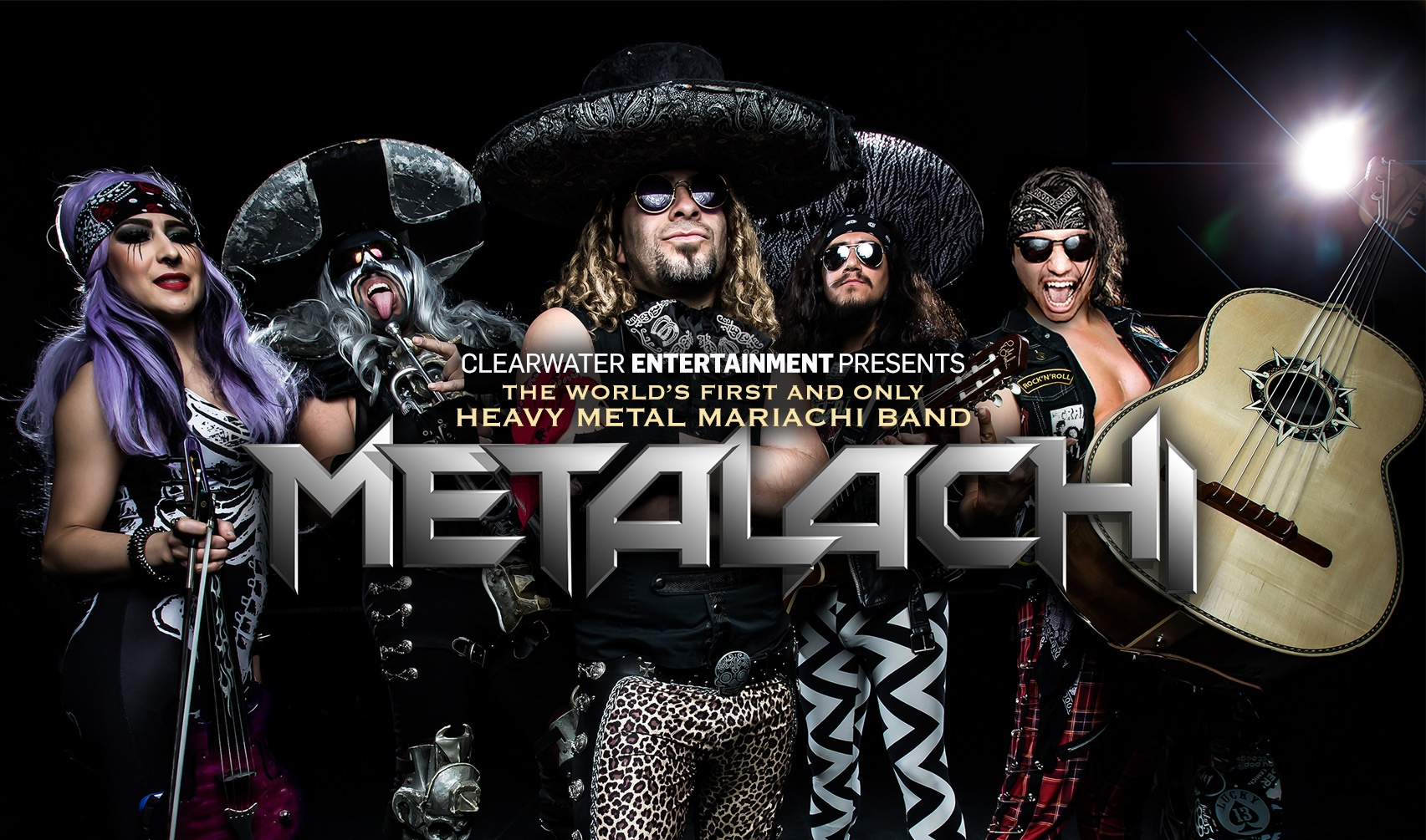 Metalachi Beach Rock Music & Sports