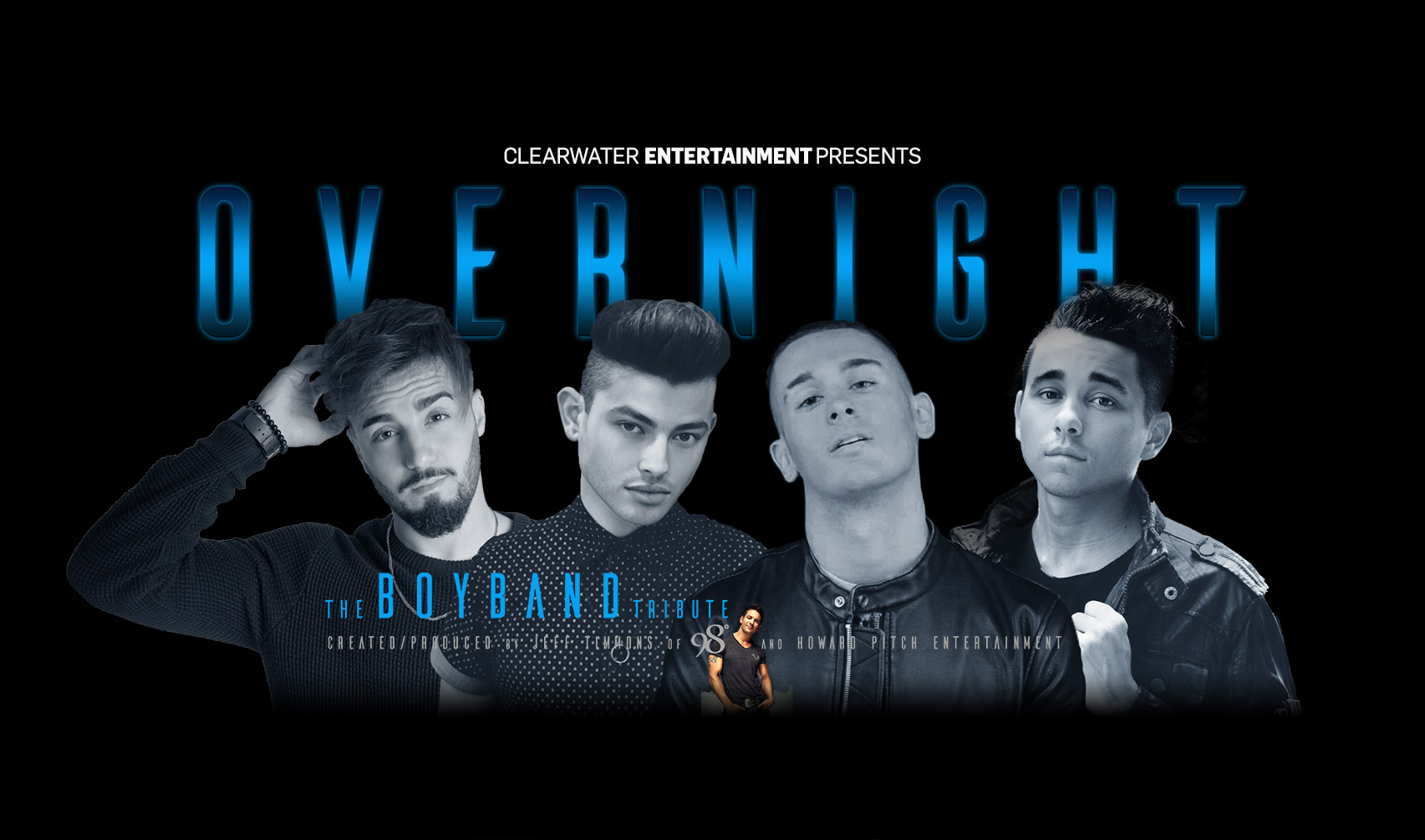 Overnight, The Boy Band Tribute