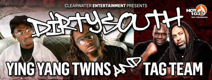 Ying Yang & Tag Team Clearwater Casino Resort