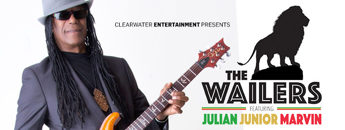 The Wailers at Clearwater Casino Resort