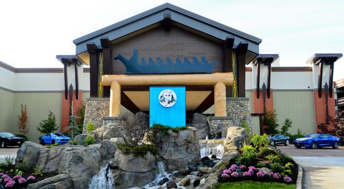 Clearwater Casino Hotel