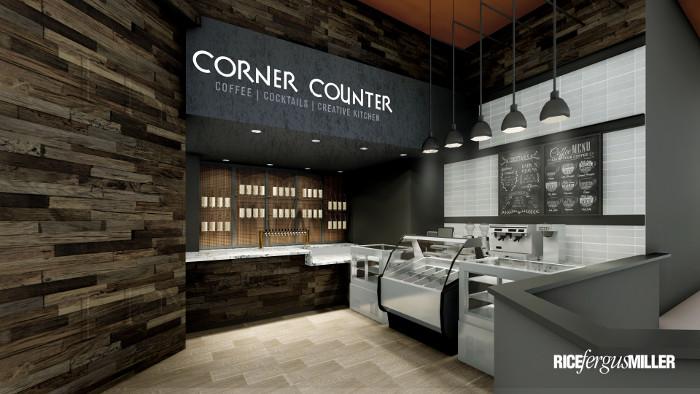 Corner Coffee Clearwater Casino Resort