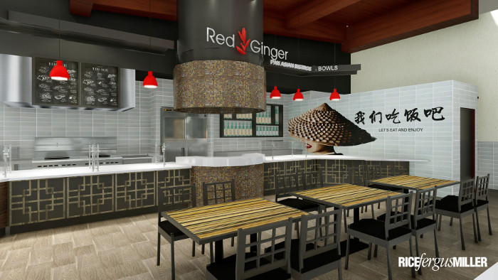 Red Ginger Clearwater Casino Resort