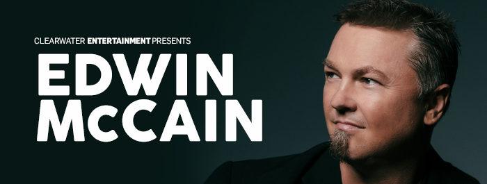 Edwin McCain at Clearwater Casino Resort