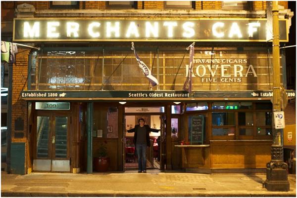 Merchant's Cafe