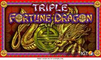 Triple Fortune Dragon