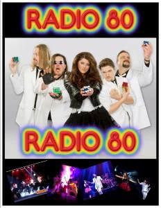Radio 80s Beach Rock Lounge
