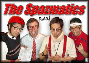 Spazmatics at Clearwater Casino