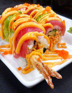 Sunday All You Can Eat Sushi, Crab & Seafood at Clearwater Casino Resort