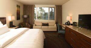 Hotel Room Tower Clearwater Casino Resort