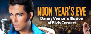 Danny Vernon Noon Years Eve Clearwater Casino Resort