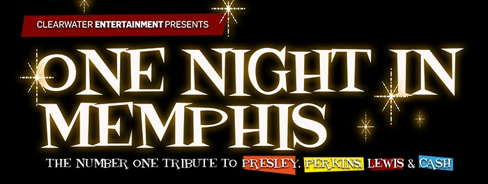 One Night In Memphis at Clearwater Casino & Resort