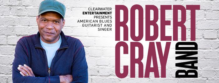 Robert Cray Band at Clearwater Casino Resort