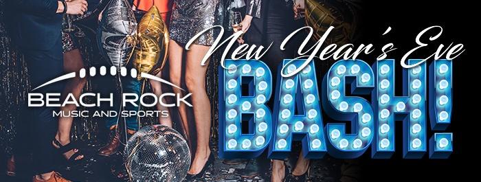 Beach Rock Music Sports NYE Bash 2018