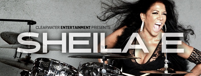 Sheila E at Clearwater Casino Resort
