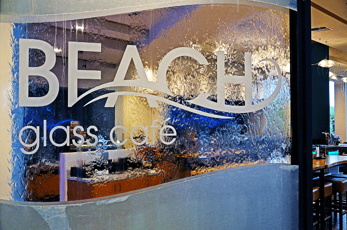 Beach Glass Cafe at Clearwater Casino Resort