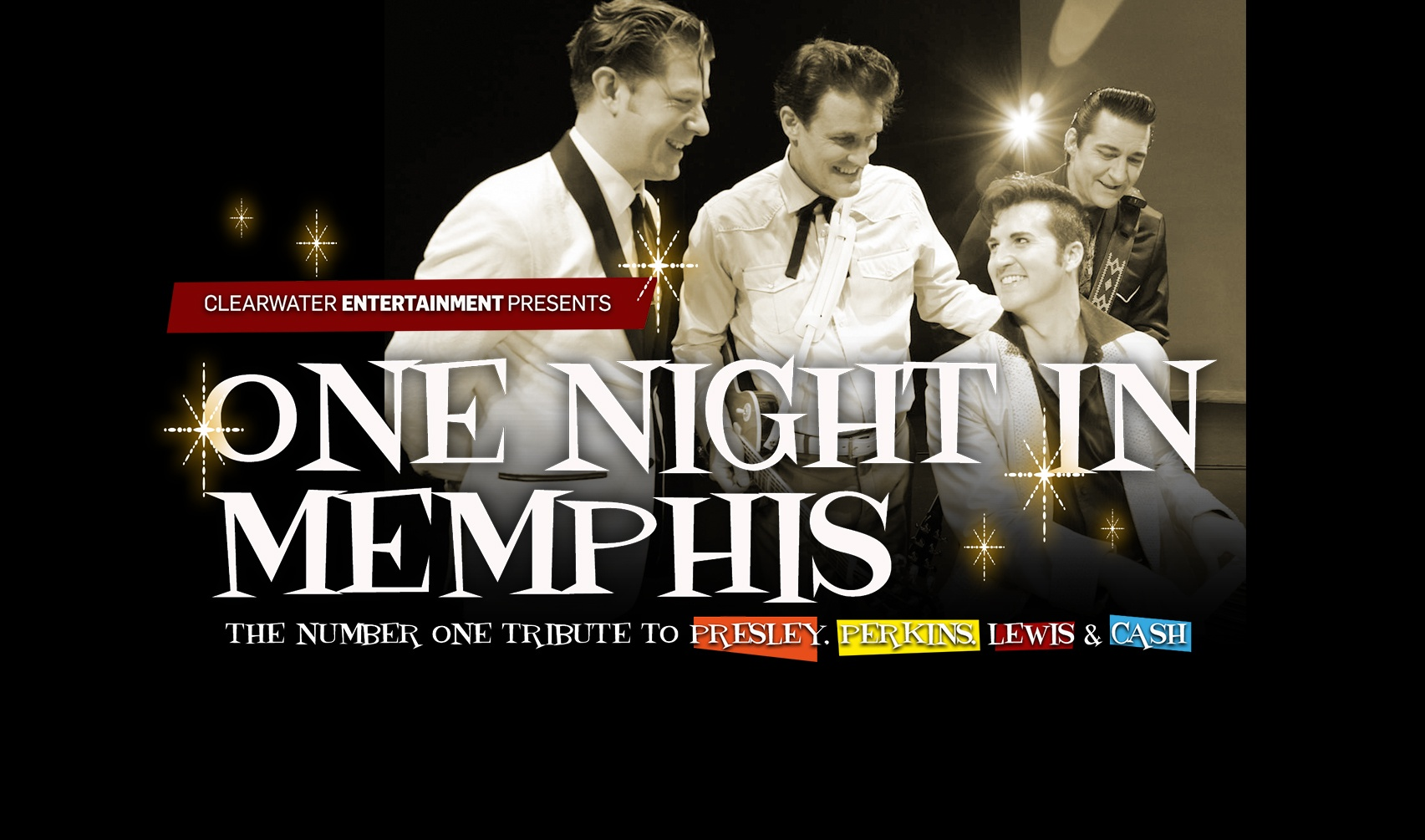 One Night In Memphis Clearwater Casino