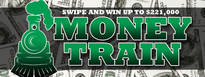 Money Train Clearwater Casino Resort