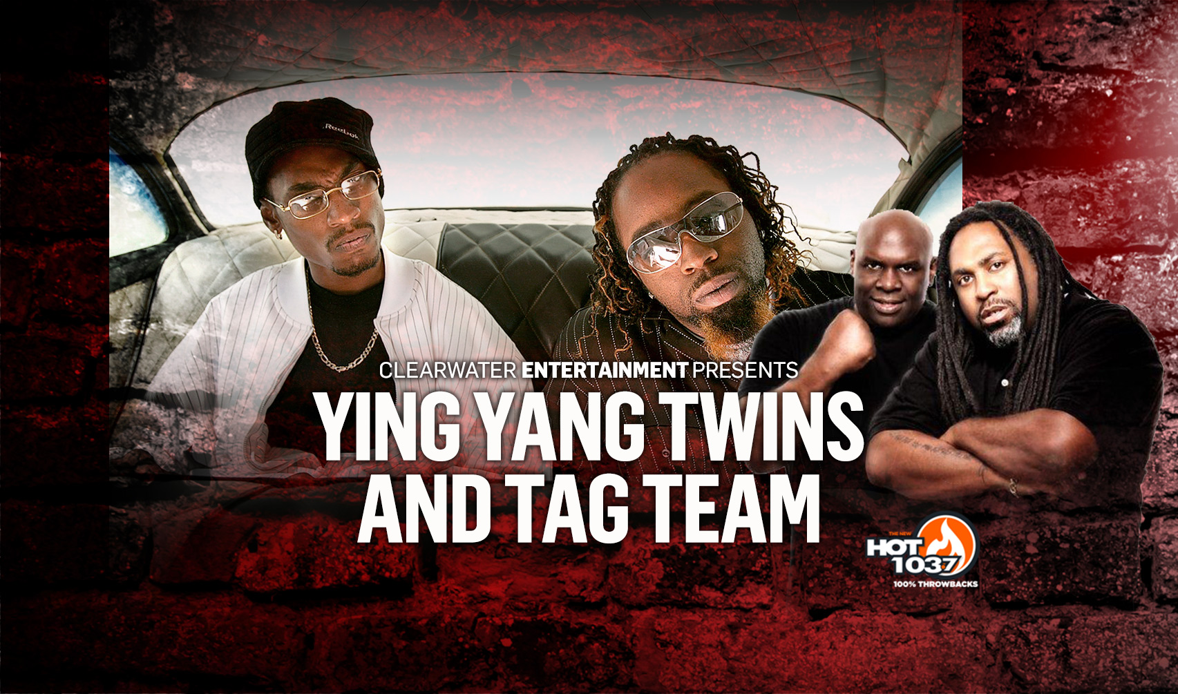 Dirty South: YIng Yang & Tag Team