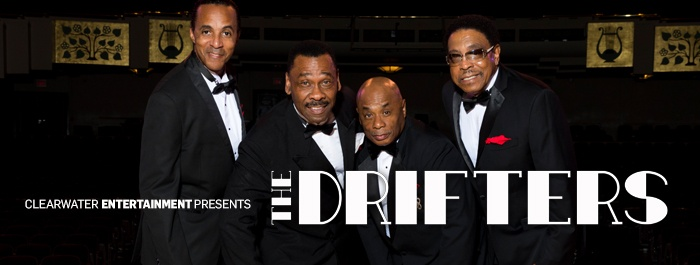 The Drifters at Clearwater Casino Resort