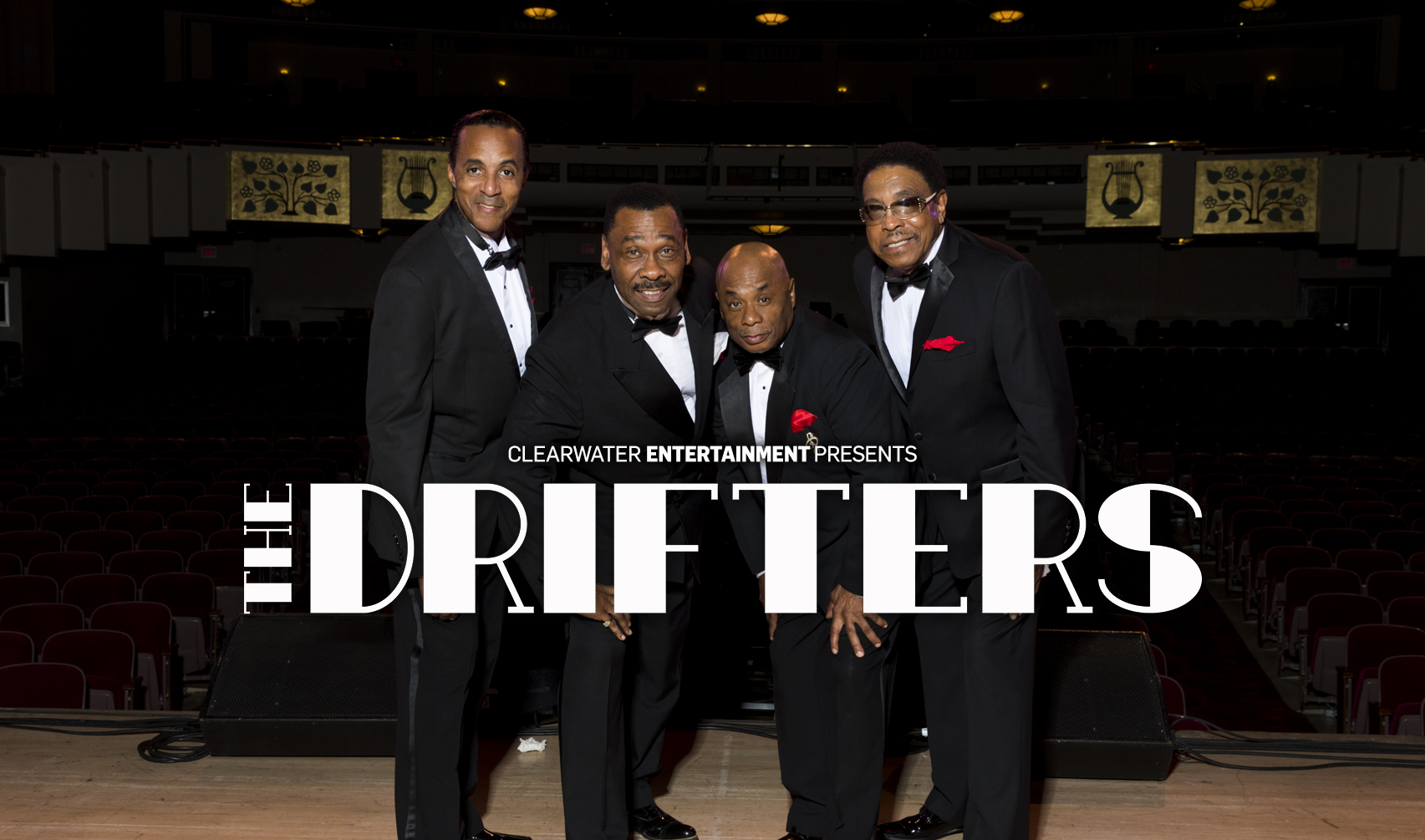 The Drifters @ Clearwater Resort Event Center