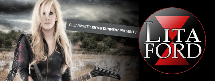 Lita Ford at Clearwater Casino Resort