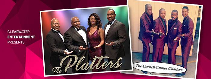 The Platters & The Coasters @ Clearwater Casino Resort
