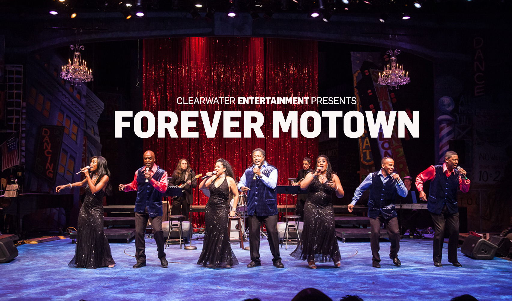 Forever Motown Clearwater Casino Resort